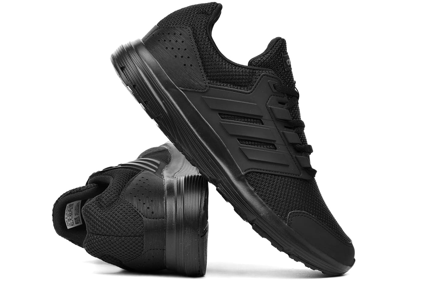 Buty Męskie Adidas GALAXY 4 czarne (F36171)