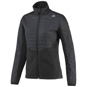 Kurtka z polarem Damska Reebok Outdoor Combed Fleece (BR0520)