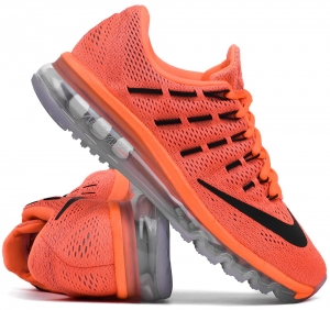 "Buty Damskie Nike Air Max 2016 ""Hyper Orange"" (806772 800)"