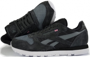 "Buty Reebok Classic Leather NP ""Coal"" (V69217)"