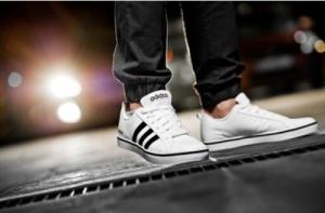 Buty męskie Adidas VS Pace szare (DB0151) ProSport24.pl