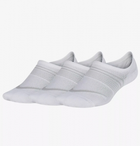 Skarpetki stopki Nike 3 Pack EveryDay Foot (SX5839-100)