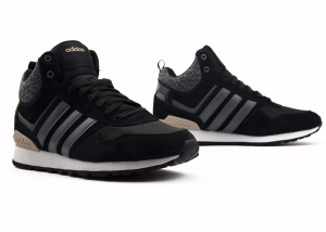 Buty Adidas 10XT Winter MID Black (BB9698)