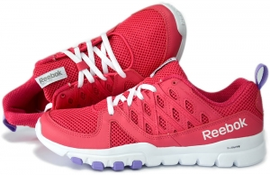 BUTY REEBOK SUBLITE TRAIN RS. 2 Pink/White/Orchid (M45140)