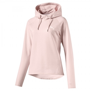 Bluza damska PUMA ACTIVE ESS HOODED COVER UP (838443 36)