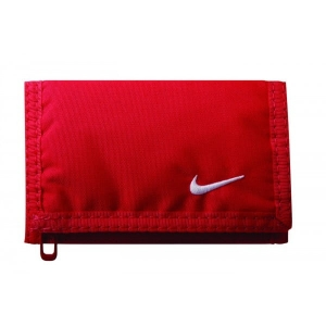 Portfel Nike Basic Wallet Red BA2842 696