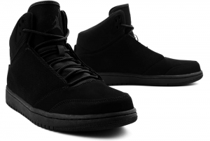 "Buty Nike Air Jordan 1 Flight 5 ""Black"" (881433 011)"