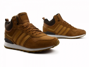 Buty Adidas 10XT Winter MID Brown (BB9699)