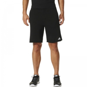 Spodenki Męskie Adidas Essentials Raw Hem French Terry Short (BK7461)