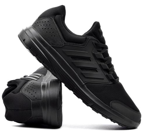 Buty Męskie Adidas GALAXY 4 czarne (EE7917)