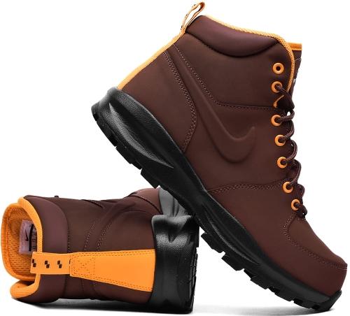 Zimowe buty męskie Nike Manoa Leather