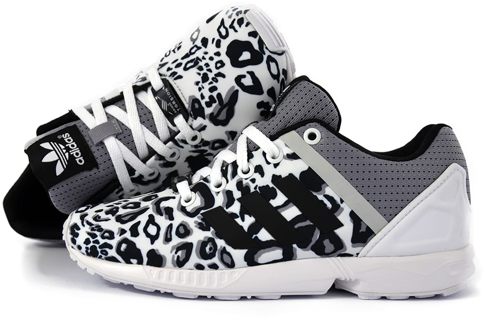 67c52009bd96f Buty Damskie Adidas ZX Flux SPLIT