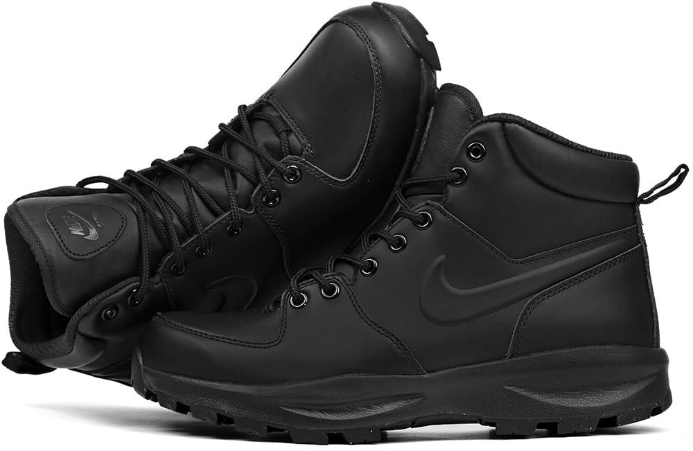 Buty męskie Nike Manoa Leather zimowe (454350 003)