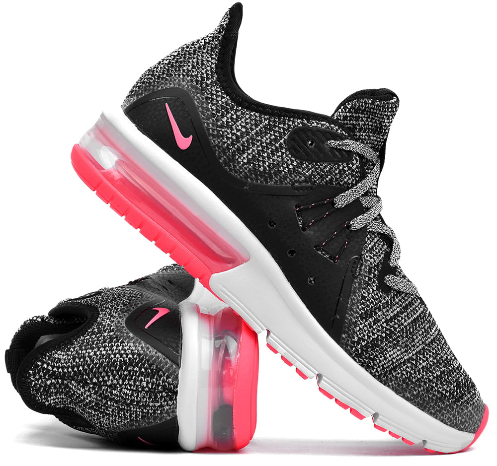 Buty Nike AIR MAX SEQUENT 3 (GS) (922885 001)