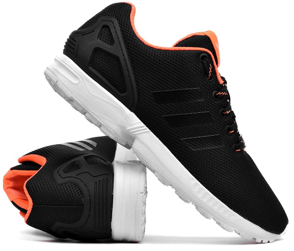najlepszy wybór nowe niższe ceny buty na codzień Buty męskie Adidas ZX Flux Czarne (S79099)