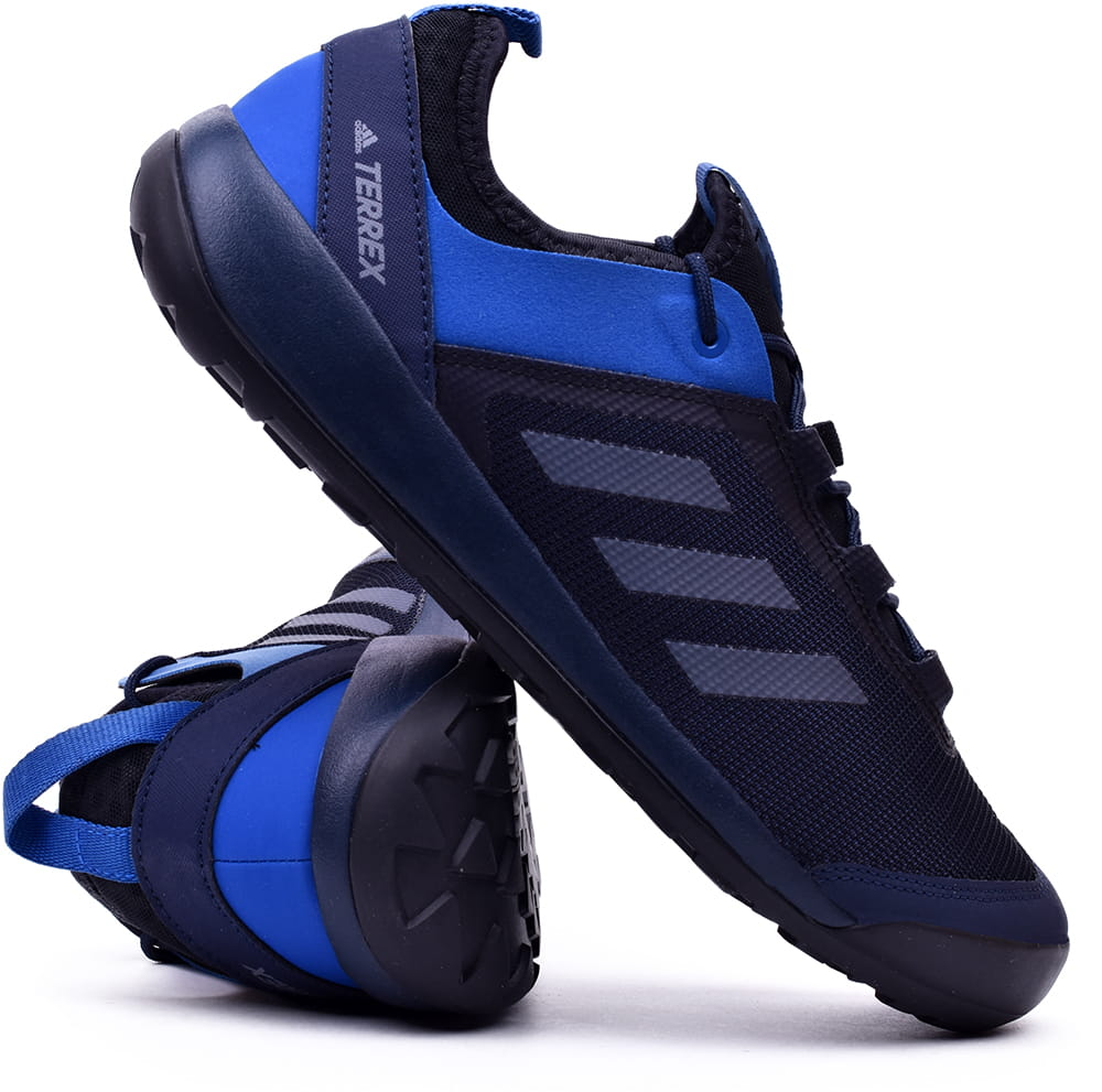 Adidas Swift Niebieskie Nowa Kolekcja Buty Sportowe Adidas