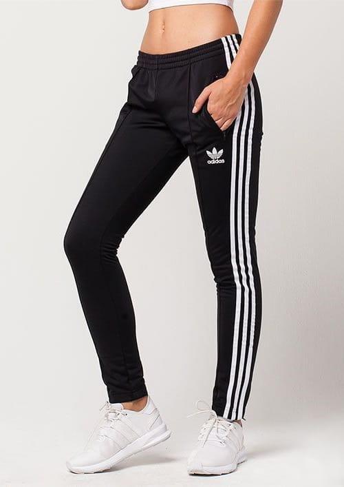 kup najlepiej różne style konkurencyjna cena Spodnie damskie Adidas Originals SST Pants cygaretki (CE2400)
