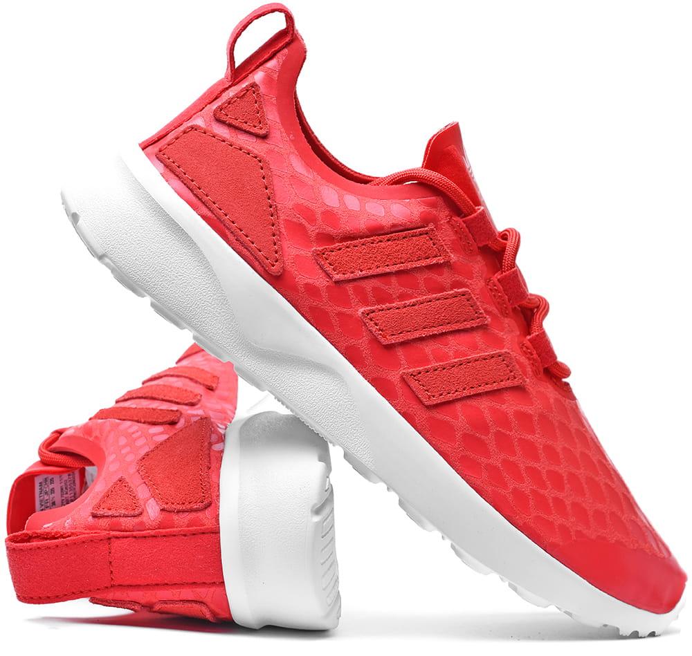 eccd527e Buty damskie Adidas ZX Flux ADV VERVE Czerwone (AQ6252) ProSport24 ...