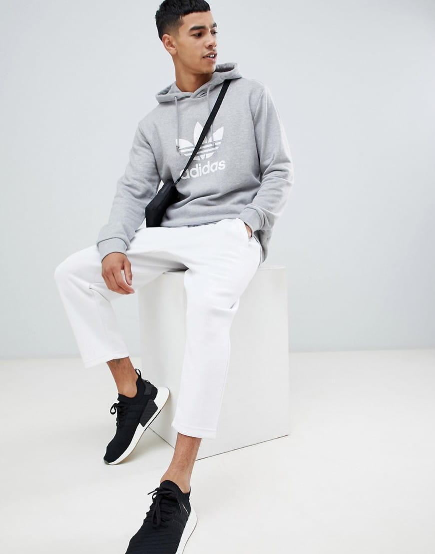 bluza męska adidas originals trefoil