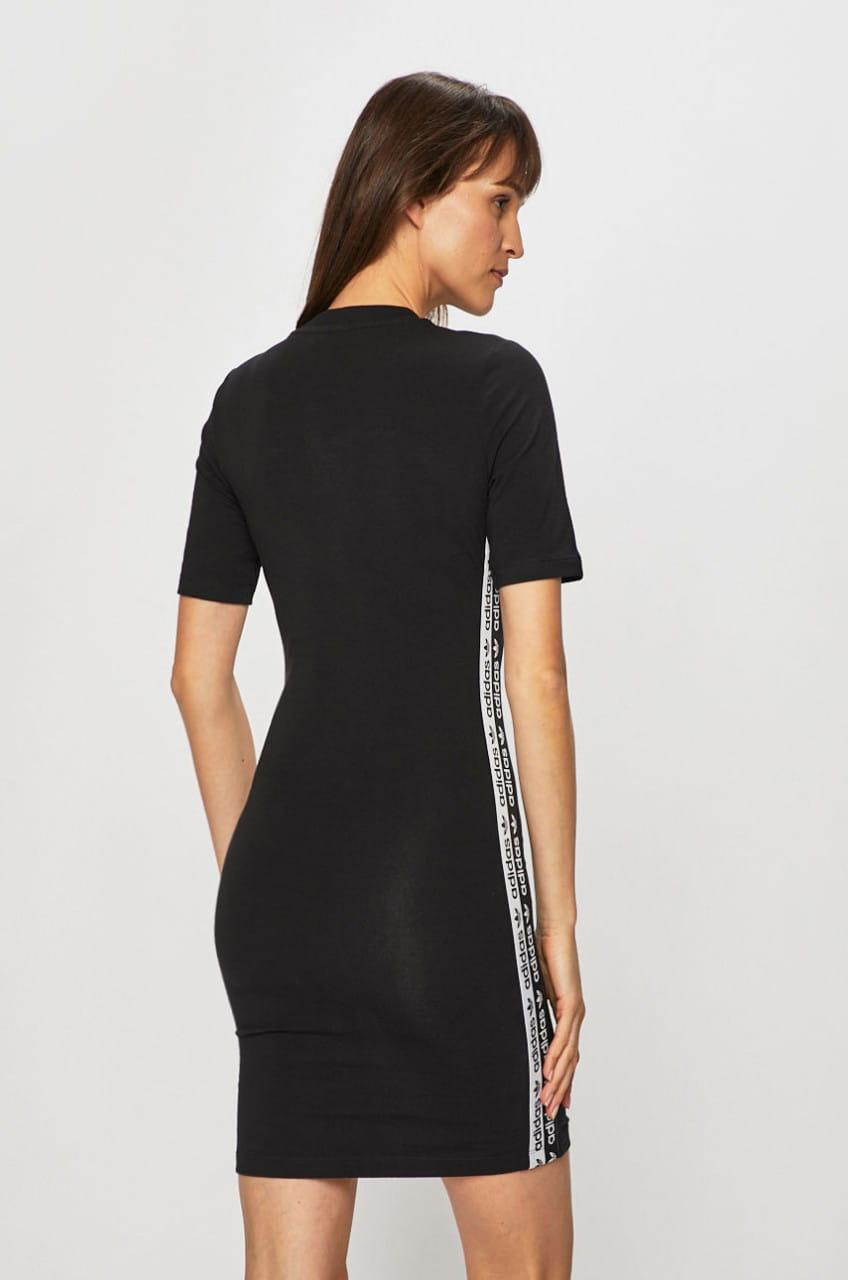 4a333c3e5 Sukienka Adidas Originals czarna (EC0752) ProSport24.pl ...