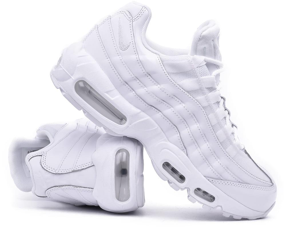 Nike WMNS Air Max 95 białe (307960 108)