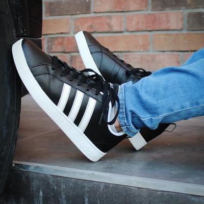 Buty Adidas Advantage Vs Czarne (F99254)