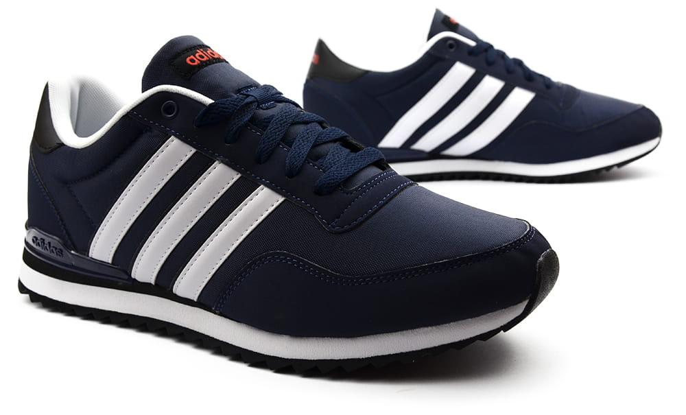 miło tanio nowy styl całkowicie stylowy Buty Męskie Adidas Jogger CL (BB9680)