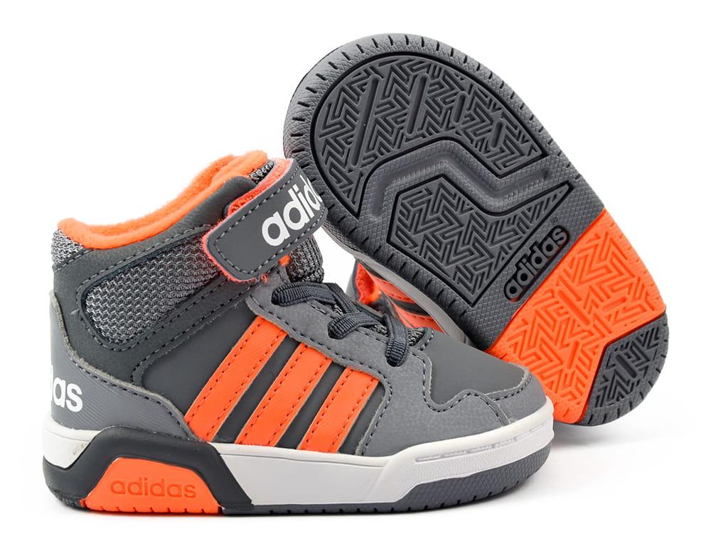 6f32d59650ed0 Buty Dziecięce Adidas Neo BB9TIS MID (B74648) ProSport24.pl ...