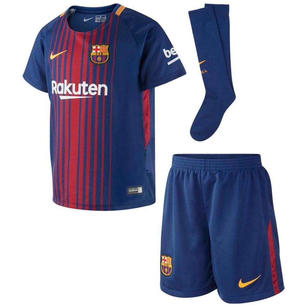 745a677f5 ... Komplet (strój) piłkarski 2017/18 FC Barcelona Stadium Home (847355 456)