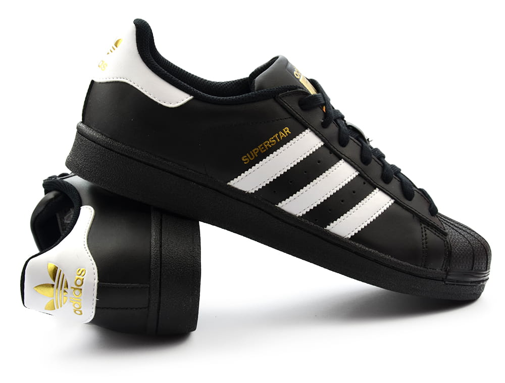 new arrivals ae474 8ed80 Buty Adidas Superstar Foundation CBlack/FtwWht/CBlack (B27140)