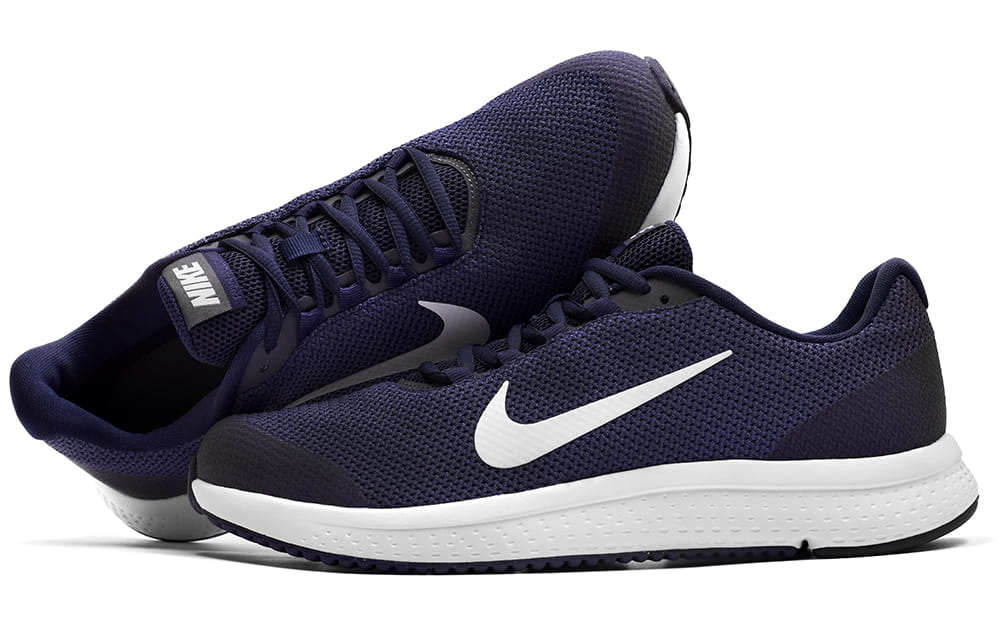 Runallday Nike Granatowe898464 pl 403Prosport24 Męskie Buty