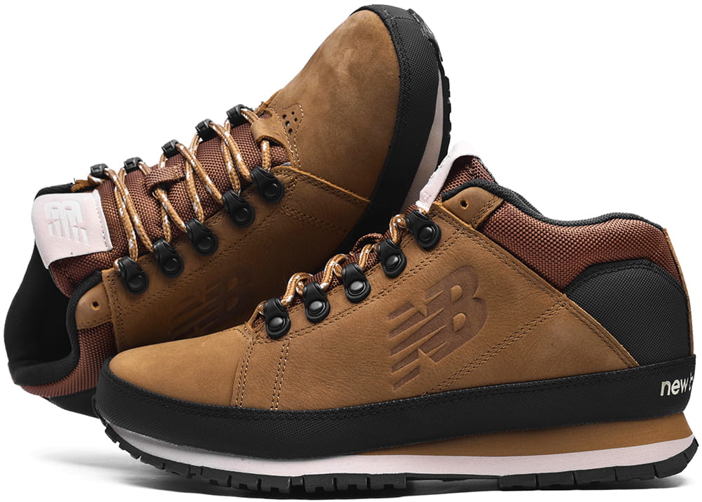 7e16e8857eaecd Zimowe buty męskie New Balance H754TB brąz ProSport24.pl ...