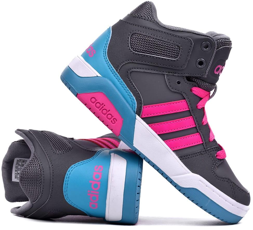 Buty Dziecięce Adidas Neo BB9TIS MID (BB9958) 35,5 40