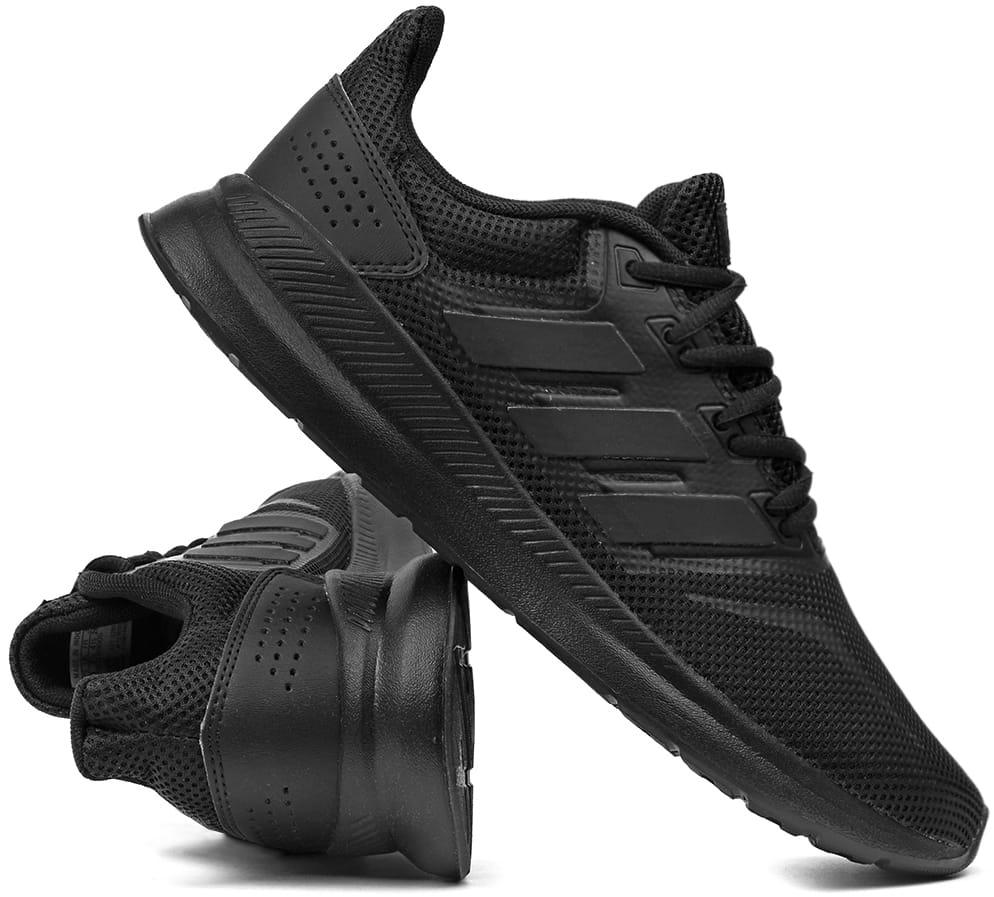 czarne buty adidas męskie