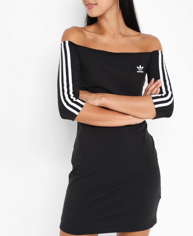 Sukienka Adidas Originals czarna